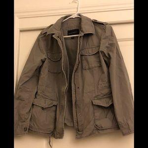 Utility jacket by banana republic. Preowned